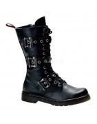 Demonia Műbőr cipők, csizmák