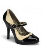 Tempt Bordello cipők, Burlesque cipők