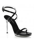 4 ½ inch Chic Fitness, alkalmi cipők