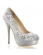 """5 ¼"""" Gorgeous elegáns Platform cipők"""