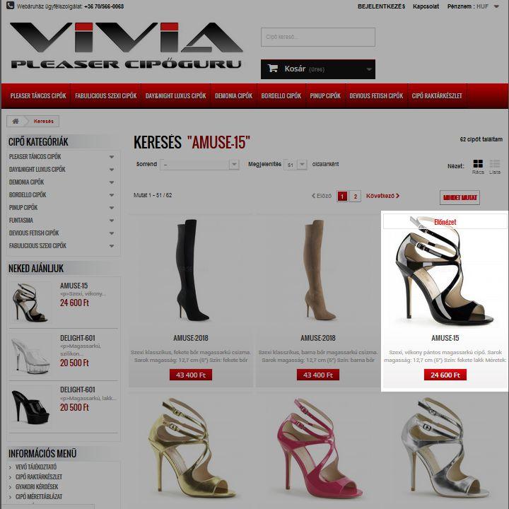 cipő rendelés 1