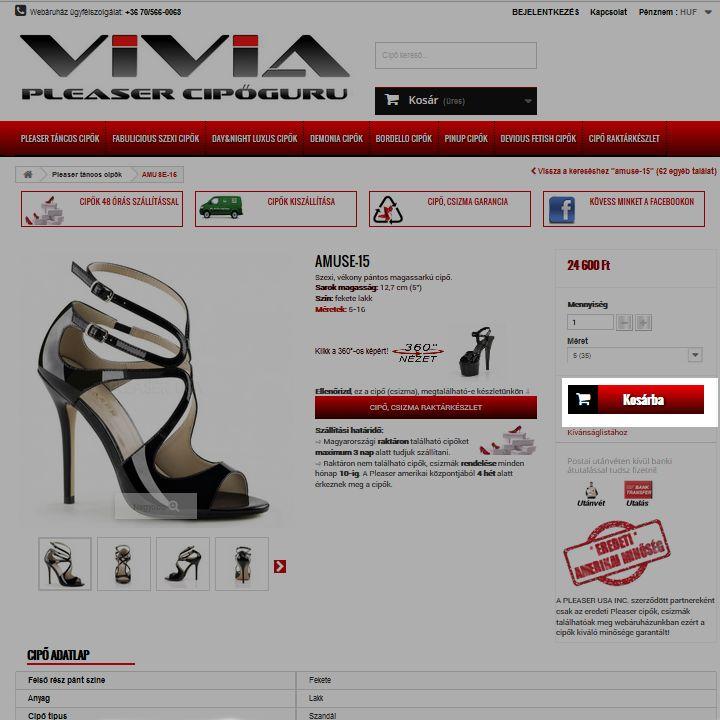 cipő rendelés 3