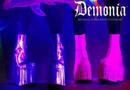 Demonia cipők I.